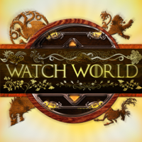 Podcast cover art for Watch World
