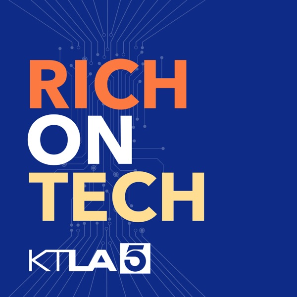 Rich On Tech podcast show image