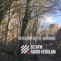 Verulam In The Morning - meet the people of St Albans podcast