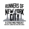Runners of NYC artwork