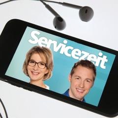 Servicezeit als Podcast