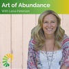 Art of Abundance with Leisa Peterson artwork