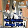 Life Lessons: The Gintama Manga Cast artwork