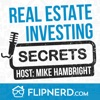Real Estate Investing Secrets - FlipNerd (Audio Version) artwork