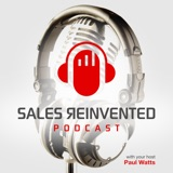 Sales Reinvented EP163 Wart Fransen