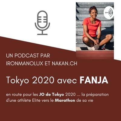 Tokyo 2020 avec Fanjanteino FELIX