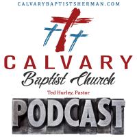 Calvary Baptist Church Worship Audio podcast