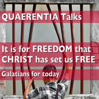 It is for FREEDOM that Christ has set us FREE podcast