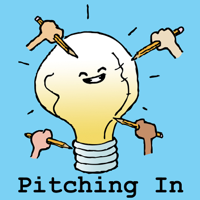 Pitching In podcast