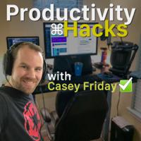Productivity Hacks podcast