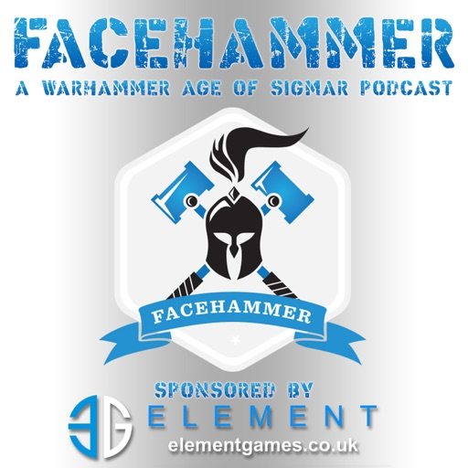 Cover image of FaceHammer Podcast