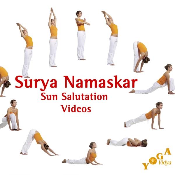 Surya Namaskar Sun Salutation Variations For Beginners And Advanced Yoga Vidya Video Podcast Podtail