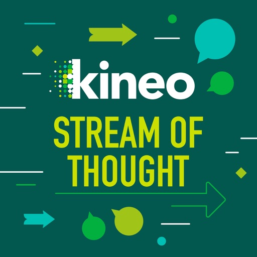 Cover image of Kineo's stream of thought
