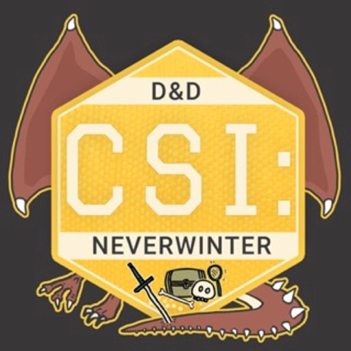 Cover image of CSI: Neverwinter - Dungeons and Dragons 5e Actual Play