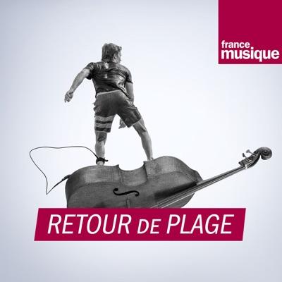 Retour de plage:France Musique
