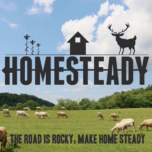 Cover image of Homesteady - Stories of homesteading farming hunting and fishing