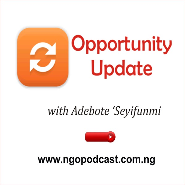 Opportunity Update – NGOpodcast