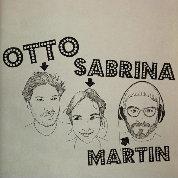Otto und Sabrina haben einen Gast, sie reden über Filme und Martin nimmt's auf