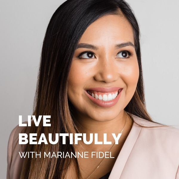 Live Beautifully podcast show image