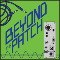 Podcast cover art for Beyond the Patch