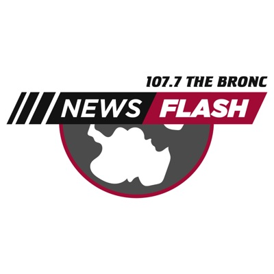 The Bronc News Flash (Official 107.7 The Bronc Podcast)