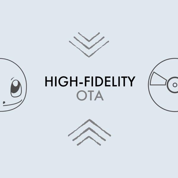 HI-FIDELITY OTA | ACG与高保真