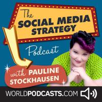 Social Media Strategy Podcast - Pauline Stockhausen podcast