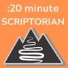 :20 Minute Scriptorian artwork