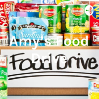 Amy's Food Drive podcast