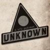 UNKNOWN — a UFO podcast artwork