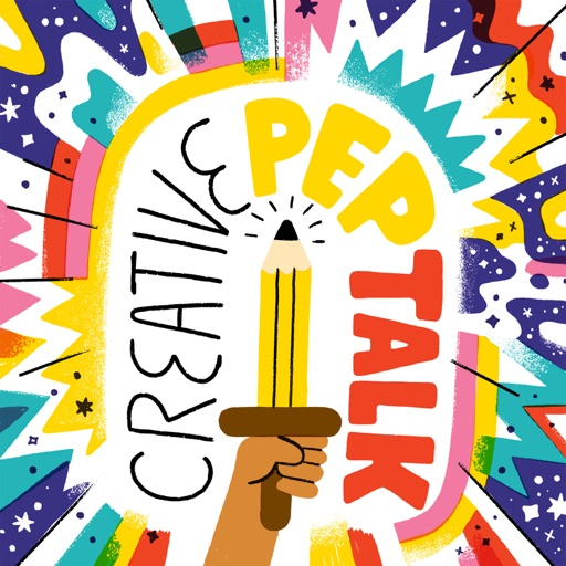 Cover image of Creative Pep Talk