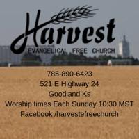 Harvest E Free Church Goodland Ks podcast