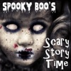 Spooky Boo's Scary Story Time artwork