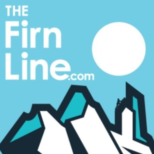 The Firn Line banner backdrop