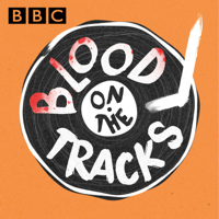 Podcast cover art for Blood on the Tracks