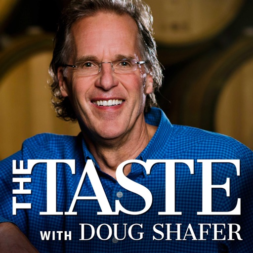 Cover image of The Taste with Doug Shafer