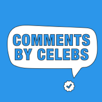 Comments by Celebs podcast
