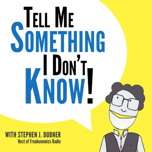 Cover image of Tell Me Something I Don't Know