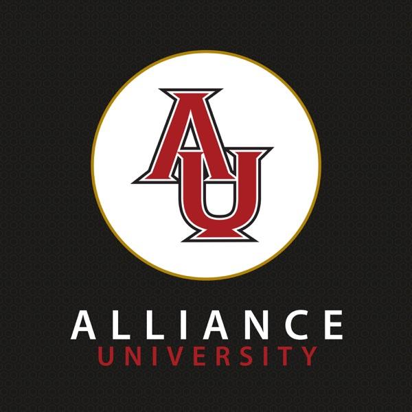 Alliance University Product PRODcast Artwork