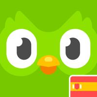 Podcast cover art for Duolingo Spanish Podcast