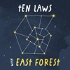 Ten Laws with East Forest artwork