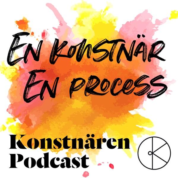 Konstnären podcast