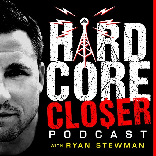 Cover image of The Hardcore Closer Podcast