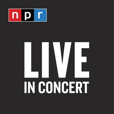 Live In Concert from NPR's All Songs Considered:NPR