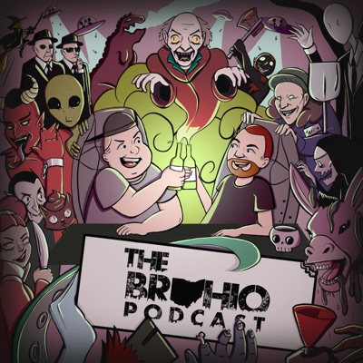 The Brohio Podcast:Aliens, Conspiracy Theories, Paranormal, Famous Murders, Cryptozoology, Strange Occurrences, Monsters, UFOs, True Crime, Demons, Occult, Urban Legends, Comedy