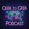 Geek to Geek Podcast artwork