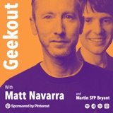 Image of Geekout with Matt Navarra podcast