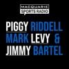 Piggy Riddell, Mark Levy & Jimmy Bartel