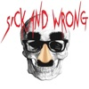 Sick and Wrong Podcast artwork