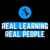 Real Learning with Real People artwork